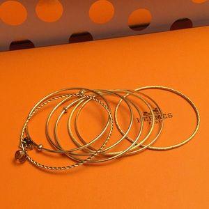 New set of bracelets